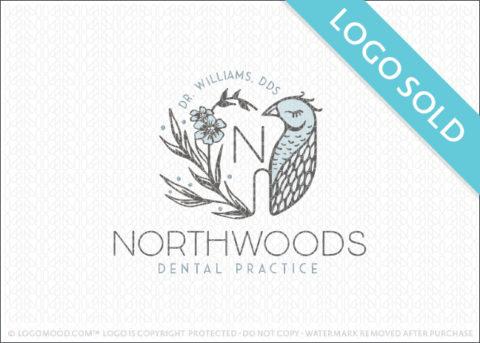 Northwoods Dental Practice Logo Sold
