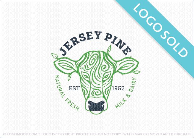 Jersey Pine Logo Sold