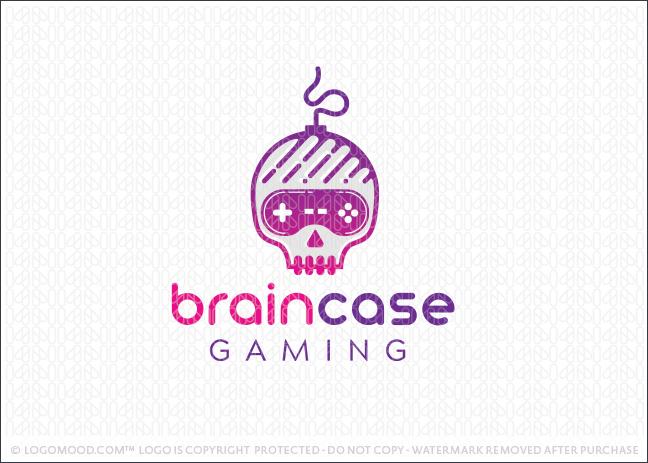 Braincase Gaming Skull