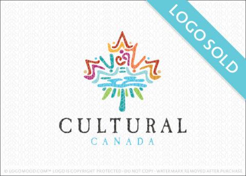 Cultural Canada Logo Sold