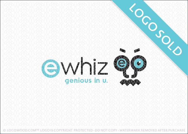 eWhiz Logo Sold