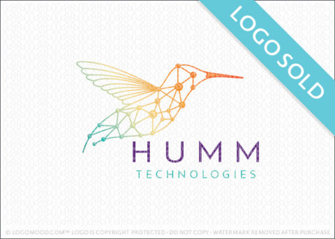Hummingbird Technologies Logo Sold
