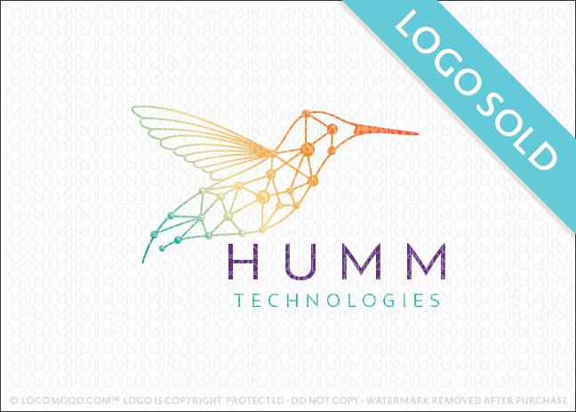 Hummingbird Technologies Logo Sold
