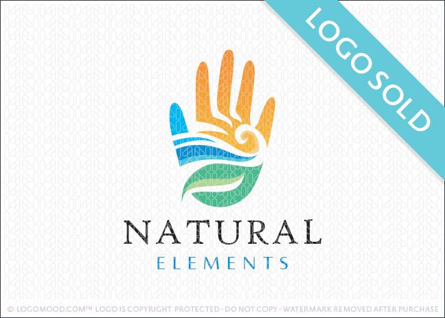 Natural Elements Logo Sold