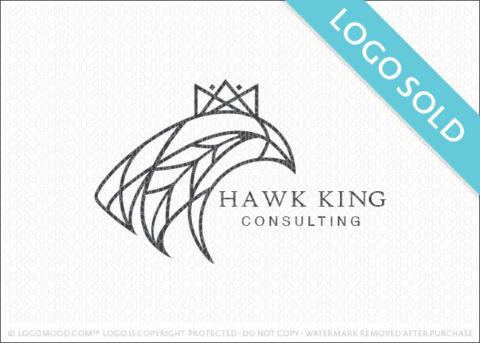 Hawk King Logo Sold