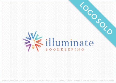 Illuminate Book keeping Logo Sold
