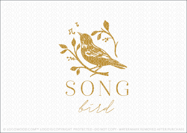 Song Bird & Branch
