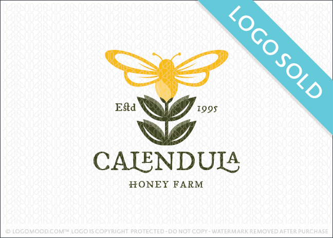Calendula Honey Bee Farm