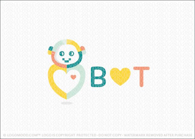 Heart Bot Robot