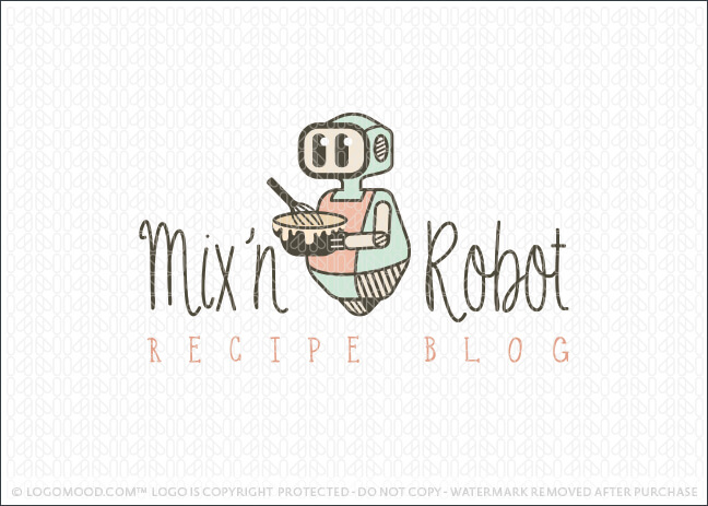 Mix'n Robot Recipe Blog