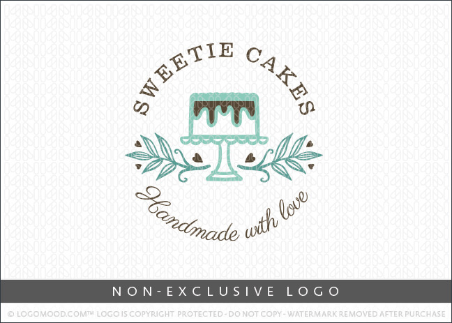 Sweetie Cakes – Non Exclusive Logo