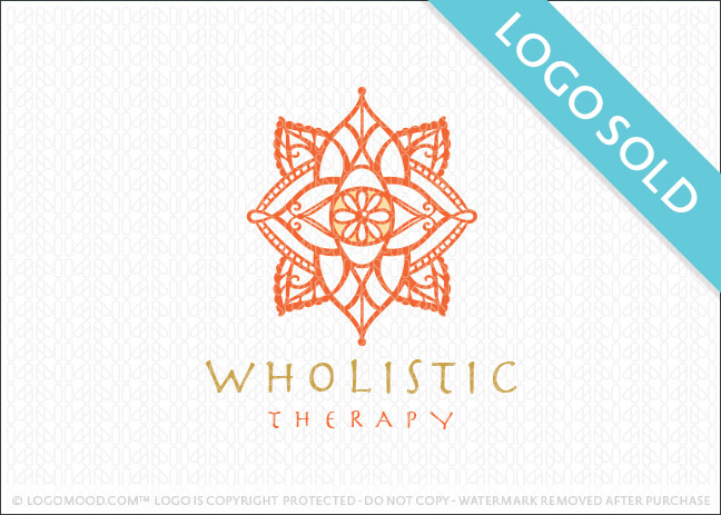 Wholistic Therapy Logo Sold