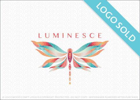 Luminesce Dragonfly Logo Sold
